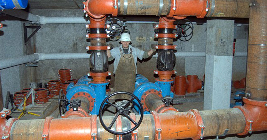 Nas Whidbey Hangar 5 Holmes Mechanical